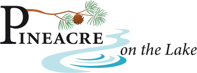 Pineacre on the Lake Bed and Breakfast Logo
