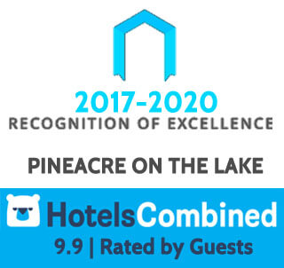 Hotels Combined Award Recognitiion